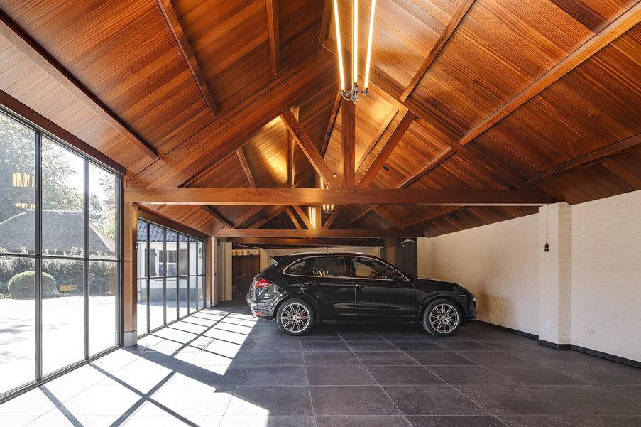 Garage - Carport inspiratie 2 Houthandel Looijmans