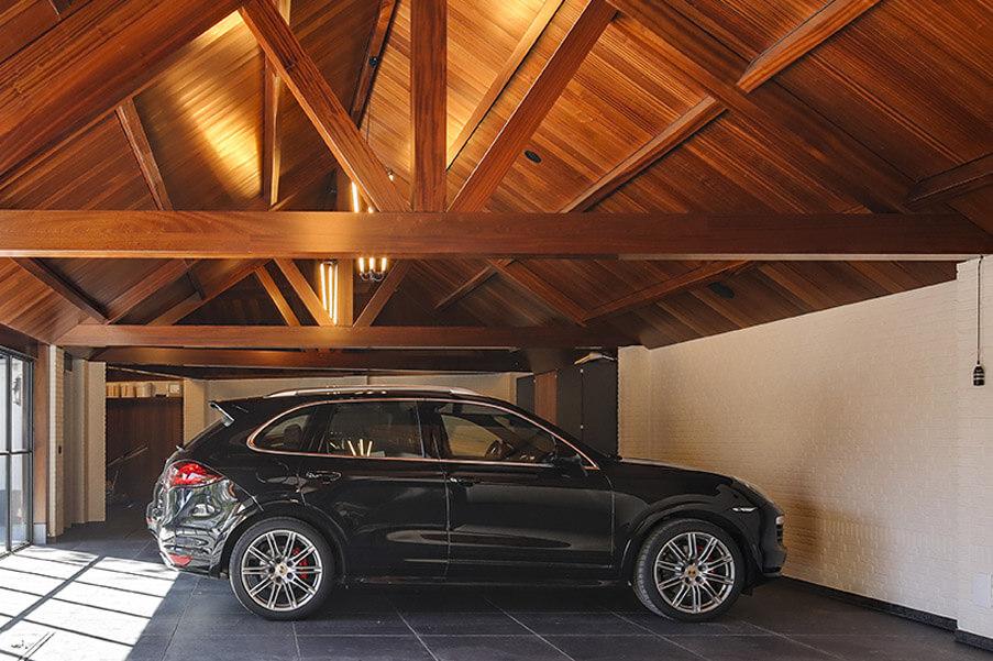 Garage - Carport inspiratie Houthandel Looijmans