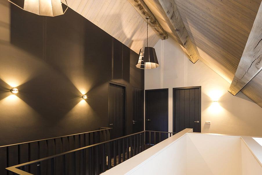Exclusieve zwarte binnendeuren inspiratie 2 Houthandel Looijmans