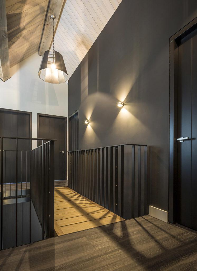 Exclusieve zwarte binnendeuren inspiratie 4 Houthandel Looijmans