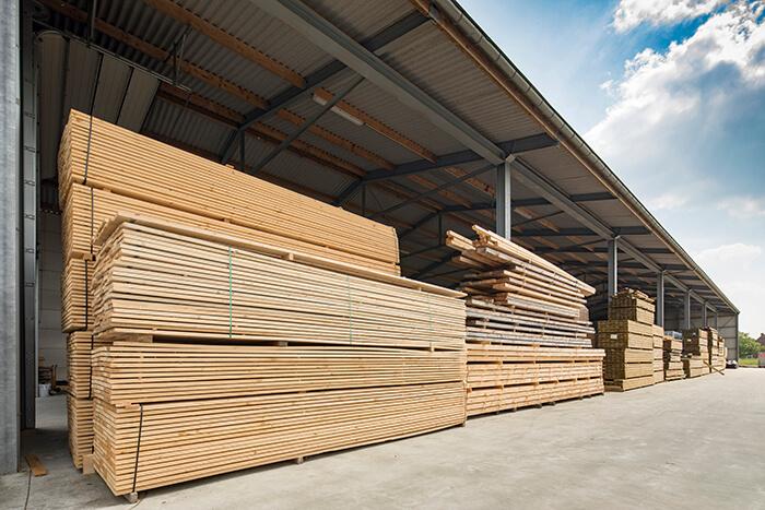 houtloods