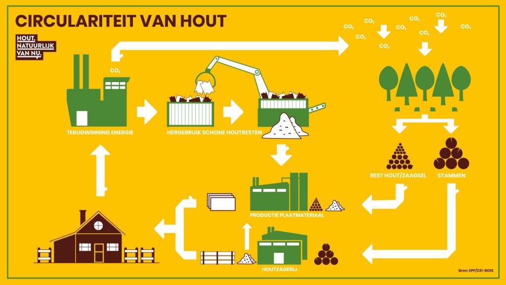 Circulariteit Houthandel Looijmans Someren